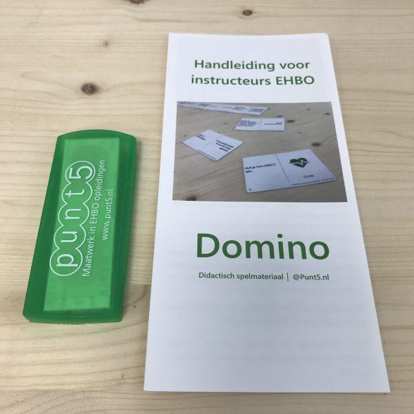 Handleiding domino EHBO